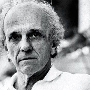 O escritor Rubem Fonseca. 1987 - Foto: J. A. Fonseca/Folha Imagem.